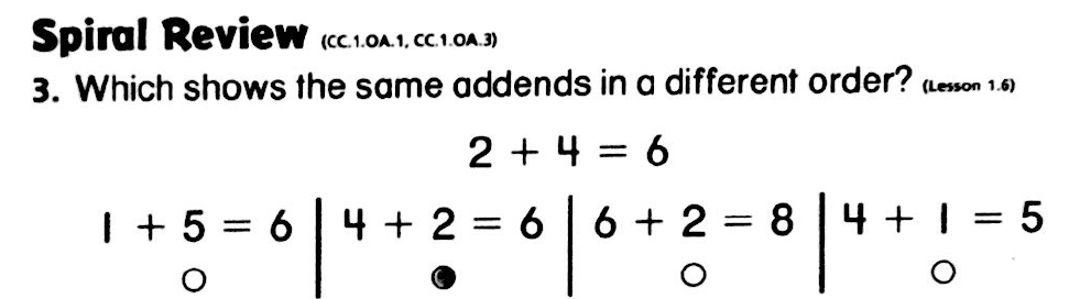 Addition Worksheets : commutative property of addition worksheets ...